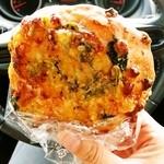 よりみち - 料理写真:ほうれんそうとくるみペッパーチーズ