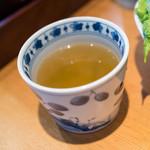 清水橋バル - スープ
