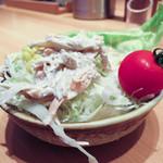 やよい軒 - 野菜サラダ150円