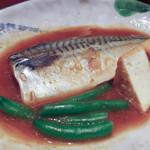 やよい軒 - 鯖味噌煮