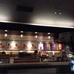 ベックスコーヒーショップ - 照明はアダルトな雰囲気