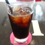 ル・バタクラン - アイスコーヒー