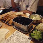 まるりゅう - 串カツ食べ放題