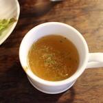 ピッコラ - コンソメスープ
