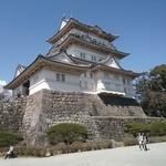 グリル 木の実 - 小田原城