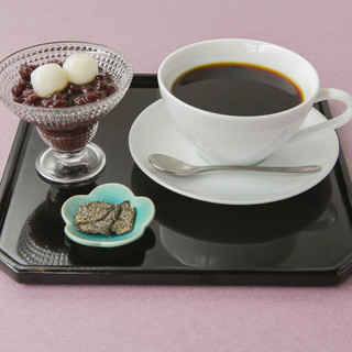 あんコーヒーセット(赤・白)