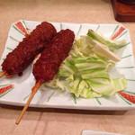 28710551 - 味噌串カツ
