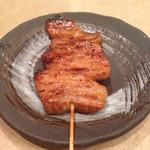 28710574 - 豚バラ味噌串
