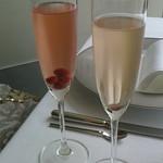 28710661 - 木苺と、ブルーベリーのお酒。