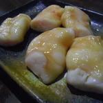 トッピー - 料理写真:和牛マルホルモン(味噌、塩味):580円ン
