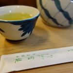 宮鍵 - お茶は急須で