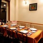 イタリア料理 らぱん - 店内はクラシカルな洋風テイスト。カジュアルに使えます♪