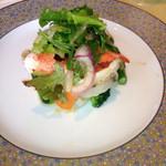 ファーストポケット - サラダっぽい前菜