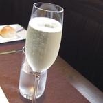 祇園 Abbesses - スパークリングワイン