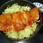 ◆ソースカツ丼
