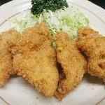 ◆鶏ももカツ