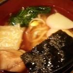 美松寿司 - しっぽくうどん