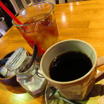 ライスフォレスト - コーヒー、アイスティー