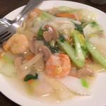 羅山 - 海鮮炒め物