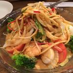 羅山 - 海鮮サラダ!