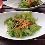 カーティスレイク - ランチ サラダ