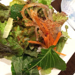 ハンアリ - 料理写真:チョレギ