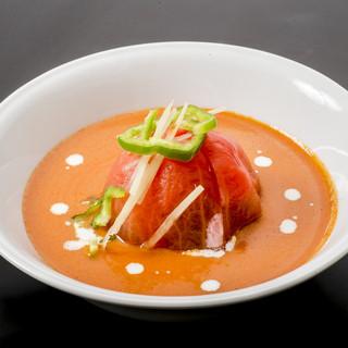 オーガニック食材を使った健康インド料理