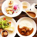 カレーキッチン タキザワ - ディナーコース