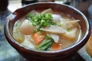 甘味茶屋 - (2014/5月)だんご汁