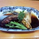 玄海鮨 - 炊き物 勘八の荒炊き