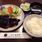 28728857 - 味噌とんかつ定食