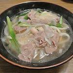 香川 - 肉うどん