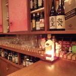 禅 - グラスたち&お酒たち