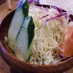ローリエ - きれいなサラダ