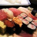いろは寿司 中目黒本店 - にぎり(松)がお気に入り