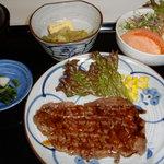 オレンジハウス - 料理写真:和風ステーキ定食
