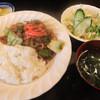 立呑や じゃんだら - 料理写真:富士宮やきそば(ランチ)