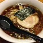 28732855 - 麺屋 壱 魚(かつお風味)ラーメン