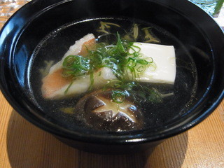 創作和料理 みつわ - 旬の魚のみぞれ仕立てのしゃぶしゃぶ