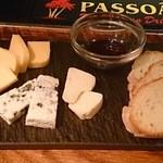 28735777 - 3種チーズ盛り合わせ
