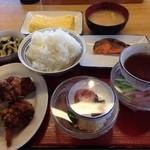 山形北町食堂 - 食べ過ぎ注意!1332円