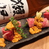 Taishuukappoutakeya - 料理写真:雲丹の牛肉巻