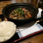 28737279 - がめ煮定食(890円)