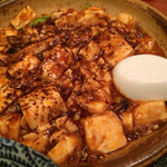 28737415 - マーボー豆腐(アップ)