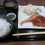 すえひろ亭 - 本日の昼ごはん