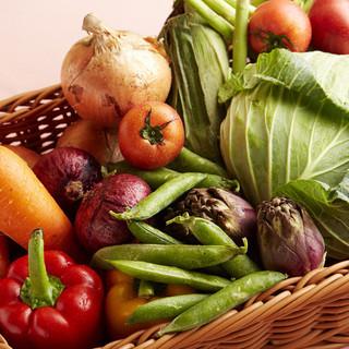 食材の味を最大限に引き出す調理法だからこそ、食材は厳選する