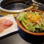 貴韓房 - サラダバー&焼き物