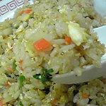 ラーメン亭皇 - 焼き飯は通常は580円(スープ付き)