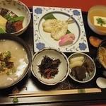 祇園畑中 - 2日目朝食