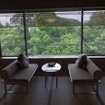 祇園畑中 - 4階デラックスルーム縁側